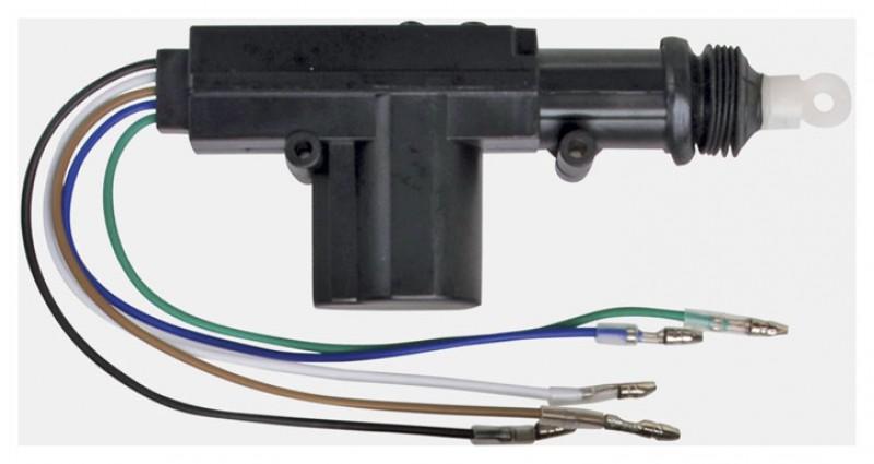 Активатор центрального замка 5-и проводный с крепежом StarLine SL-5-24 (24v)
